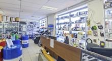 Панорама магазина запчастей в городе Котельники