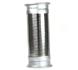 DZ95259540017 Гофра глушителя F3000 (L=350 прямая под 2 хомута) SHAANXI (DZ95259540017)