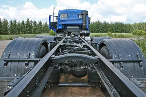 Пневмобаллоны для грузовиков