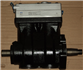 VG1099130010 Компрессор 2-х цилиндровый HOWO Евро3 (VG1099130010/VG1560130010)