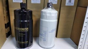 Фильтр грубой очистки топлива со вторичным сепаратором